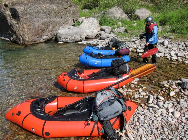 Futures of the Packraft (Alpacka Yukon Yak review)