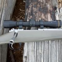 My rifle, the Kimber Montana