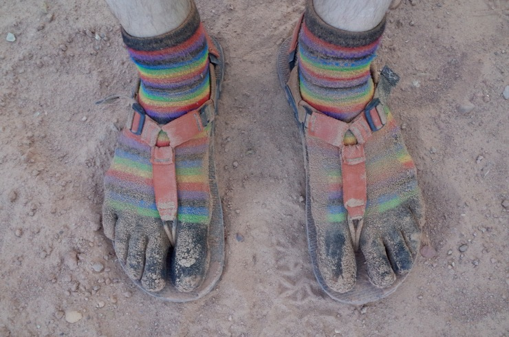 854701528aef1b Sandal hiking with the Bedrock Cairn – Bedrock   Paradox